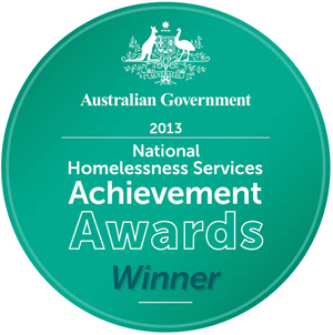 Homelessness Services Award