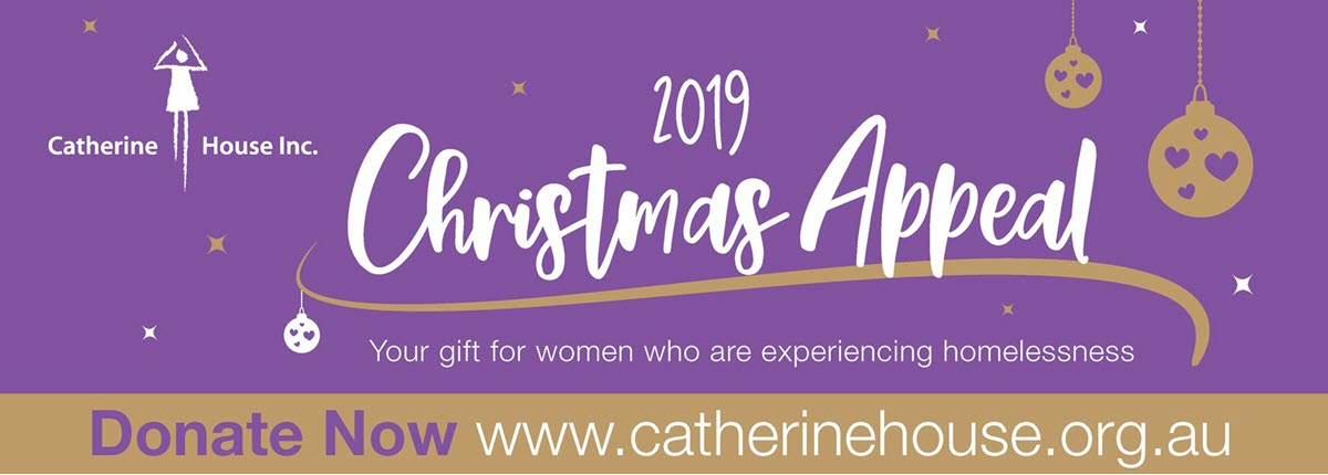 Catherine House 2019 Christmas Appeal