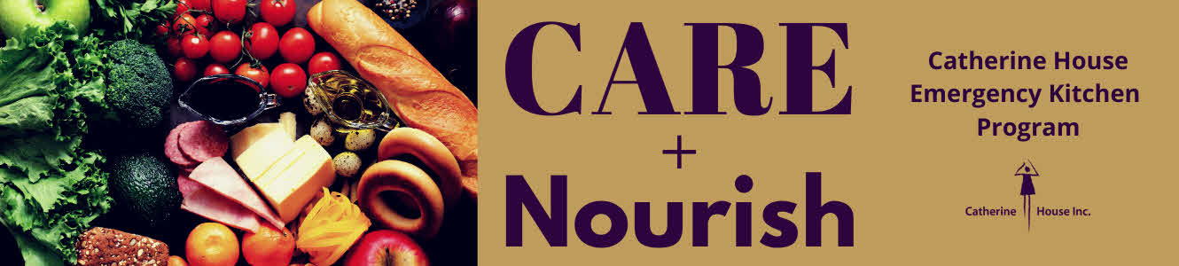 CARE and Nourish Weekly event banner