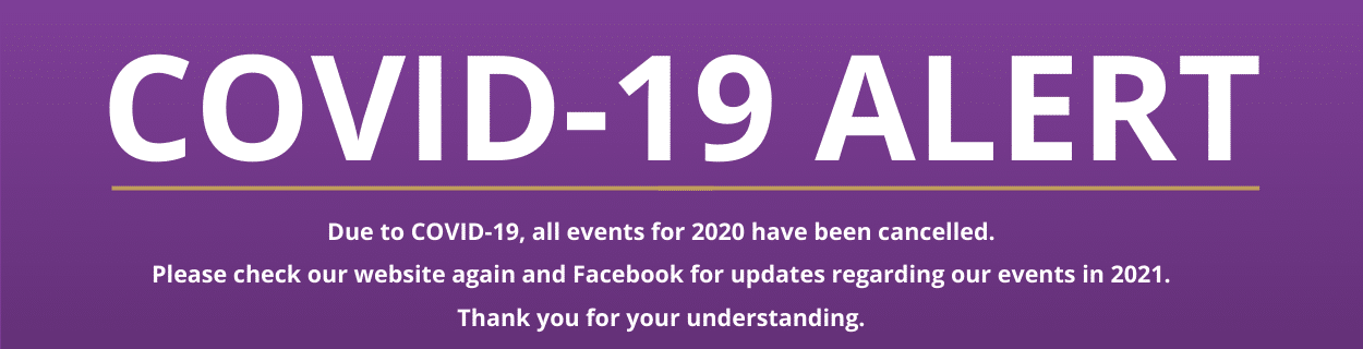 2020 Events cancelled COVID